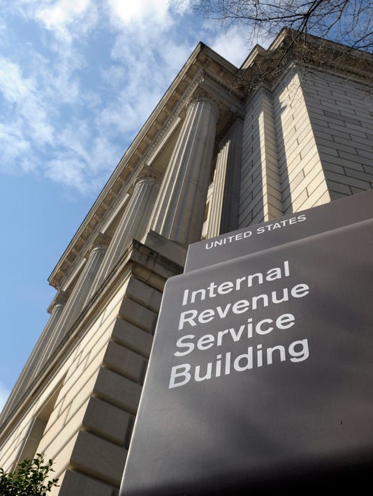 AP IRS Tax Collections