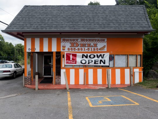 Smoky Mountain Deli reopens in South Knoxville. Tuesday,
