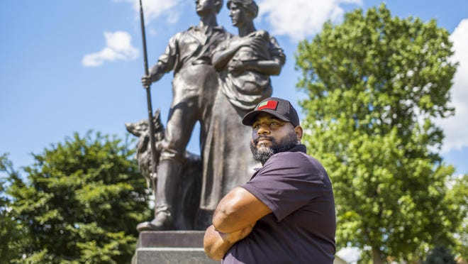 Elmwood resident Brandon Butler has been conducting online community chats to offer insight into Black history.