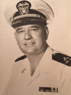Jack Bowie of Palm Desert served in the U.S. Navy from 1951 - 1971.