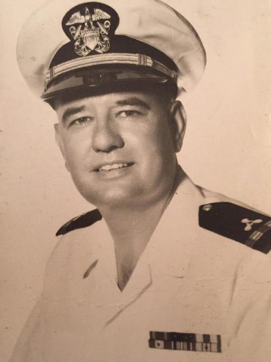 Jack Bowie - U.S. Navy