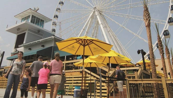 Enjoy some family fun in the sun with a trip to Myrtle Beach this spring.