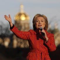 Photos: Hillary Clinton's campaign in Iowa