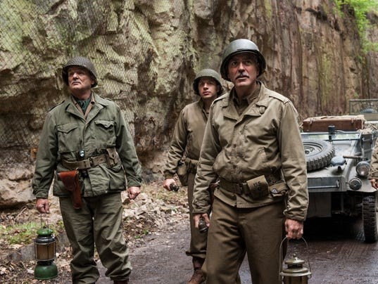 Review: 'The Monuments Men'