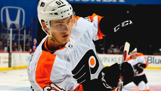 Phil Myers was one of the notable names cut as the Flyers trimmed their roster by 18 on Thursday.
