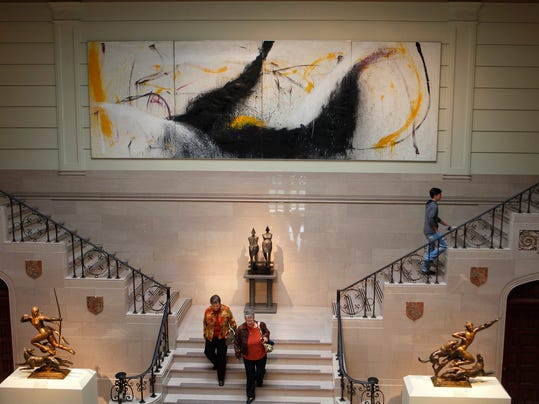 David Owsley Museum Opening