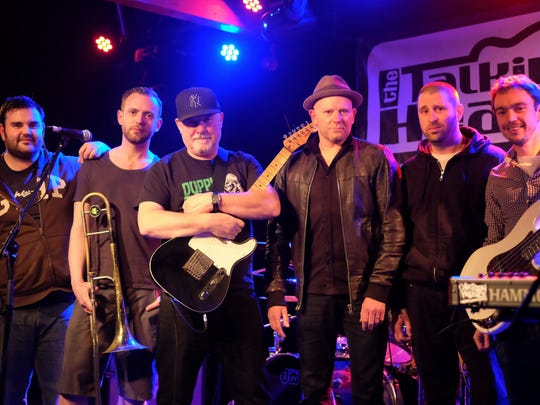 The Toasters pop in at The Wilbury for a show at 7:30 p.m. SUnday.