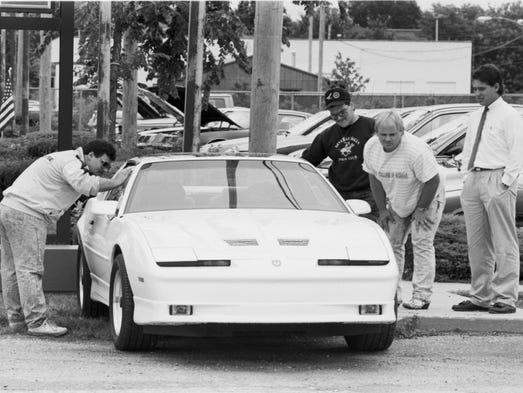 Car Dealerships In Lansing Mi >> From the Archives: Car dealerships we miss