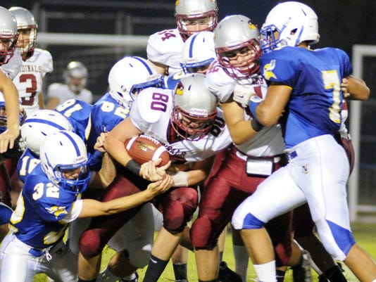 The Northern Lebanon defense rose to the occasion last week, posting a shutout in the Vikings' season-opening 52-0 win over Pine Grove.