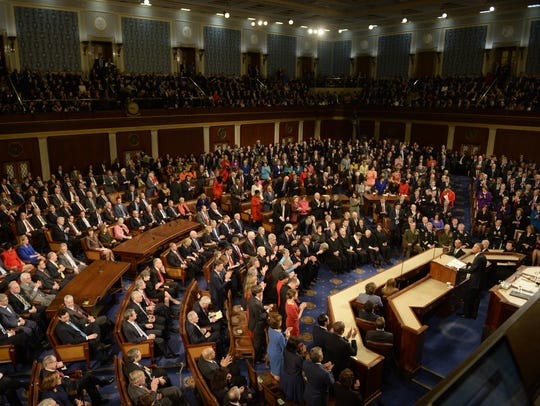 President Obama delivers his final State of the Union