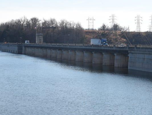 Bull Shoals Dam Tertiary