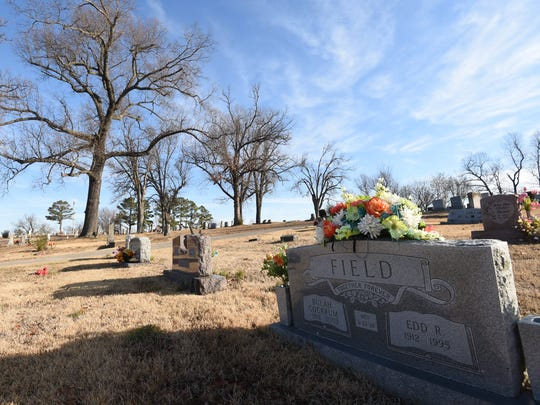In 2015, the city of Mountain Home took over responsibility for the Mountain Home Cemetery.