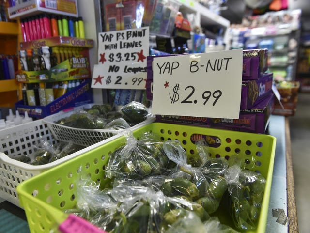 UOG research focuses on helping quit betel nut