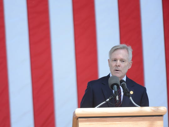 Navy Secretary Ray Mabus announced Friday that the
