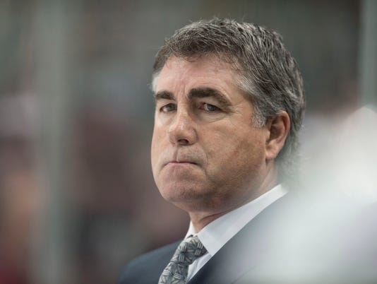NHL: Arizona Coyotes at Dallas Stars
