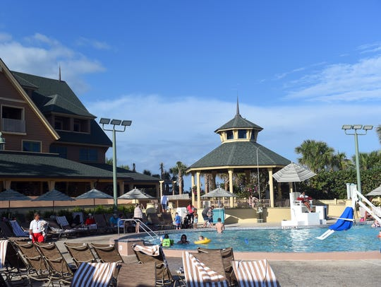 Disney's Vero Beach Resort has earned Four-Diamond
