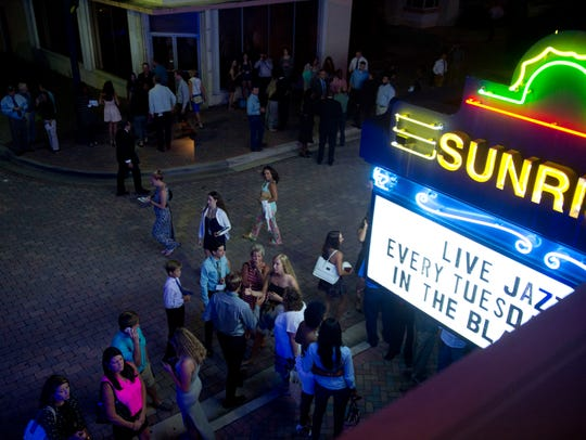 The Sunrise Theatre in Fort Pierce is having a summertime