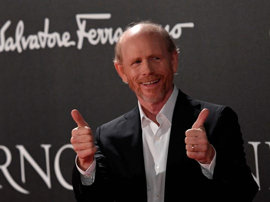 Ron Howard is working with his 'Willow' star Warwick