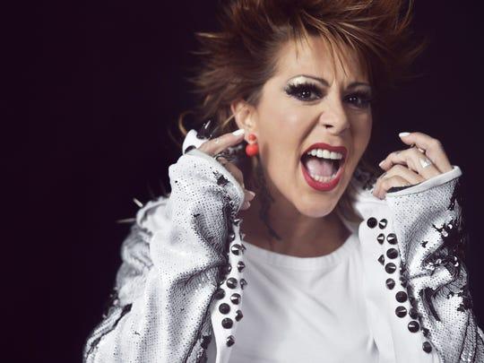 """Alejandra Guzmán's hits include """"Reina de Corazones,"""" """"Hacer el Amor Con Otro"""" and """"Eternamente Bella."""""""