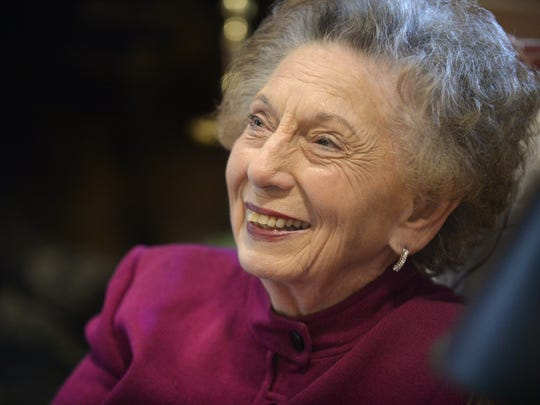 Virginia Uldrick, a towering figure in education and the arts in Greenville, has passed away.