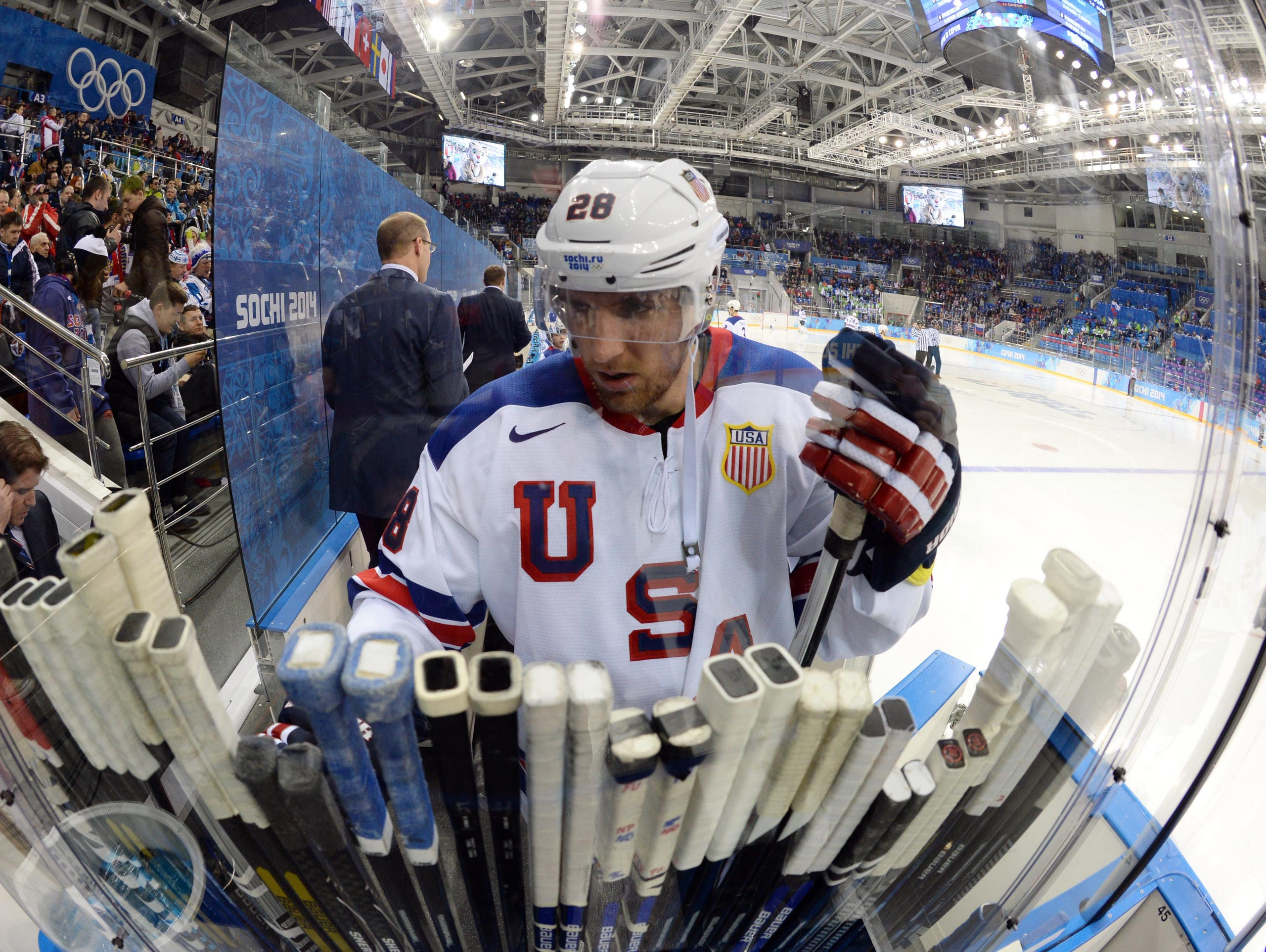 37986c774ee Blake Wheeler, who played in Sochi, could be one of the Team USA veterans