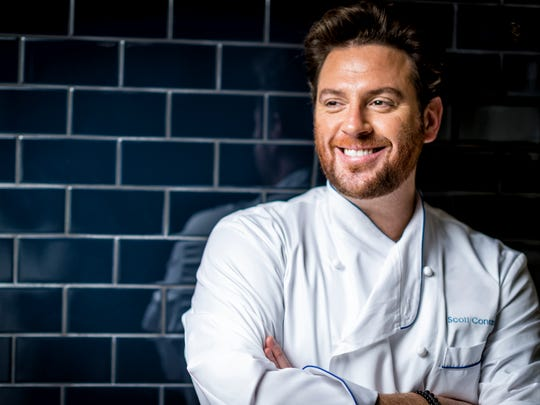 "Celebrity chef Scott Conant, popularly known for his role as judge and host of Food Network's ""Chopped,"" will be the featured chef at this year's Paradise Coast Wine & Food Experience."