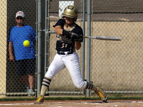 Lancaster senior Alexis Matheney was named Division I first team, All-Ohio and and also was the Ohio Capital Conference-Ohio Division Player of the Year.