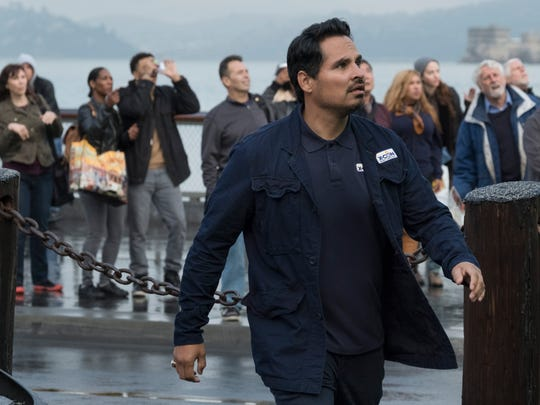 "Michael Peña plays Luis in  ""Ant-Man and the Wasp."""