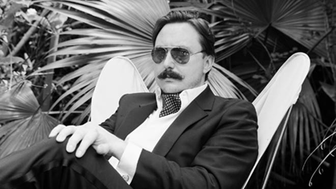 Comedian John Hodgman visits Higher Ground on Wednesday.