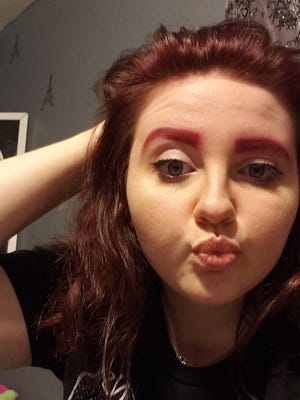 Megan Dye, 17, was reported missing last night. Anyone with information should contact Kent Police at 330-673-7732.