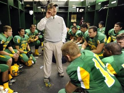 The Catholic Crusaders, under coach Greg Seibert, will seek to bounce back from last week's loss.