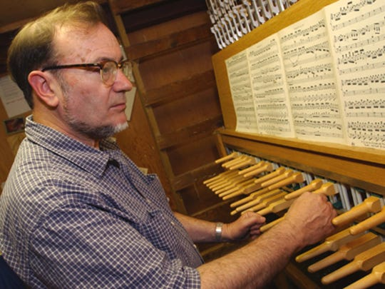 George Matthew Jr.  is among those taking part in the Middlebury College Carillon Series this summer.