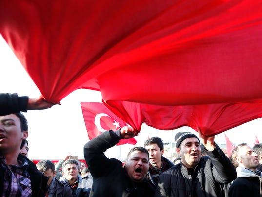 EPA TURKEY POLICE OPERATION FETTULLAH GULEN POL POLICE CITIZENS INITIATIVE & RECALL TUR