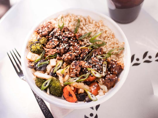 The Spicy Korean Bowl was added to the permanent menu