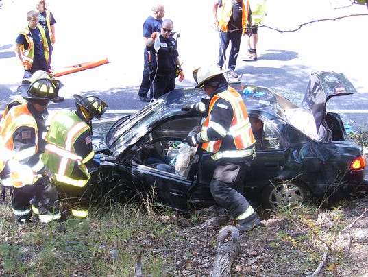 North White Plains Route 22 accident