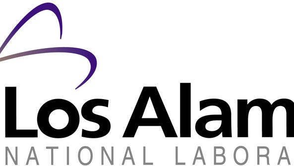 The logo of the Los Alamos National Laboratory is shown