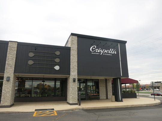 Crispelli's pizzeria and bakery opens its second location Tuesday, Oct. 7, in West Bloomfield, with an enclosed four-season patio on the side and seating for 165. The original Crispelli's is on Woodward in Berkley.