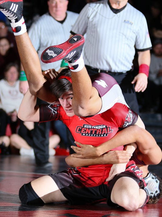 NJ Wrestling: Recapping Courier News-area performances in