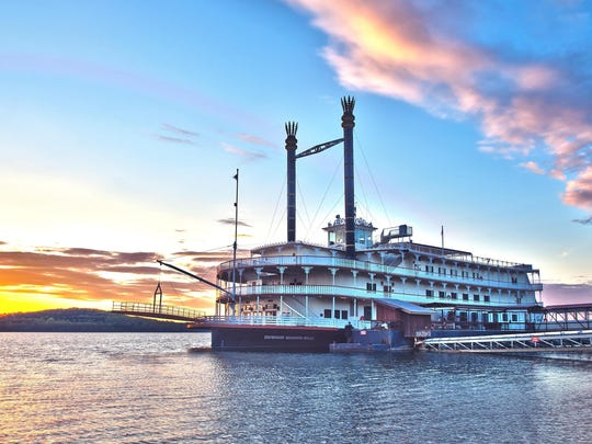 Branson Belle is a boat name many boaters will recognize