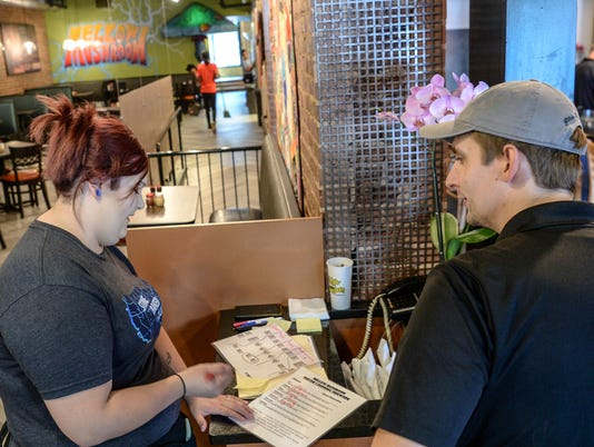new management opens Mellow Mushroom in Anderson