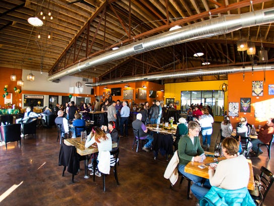 WeldWerks Brewing Company was voted as the best new