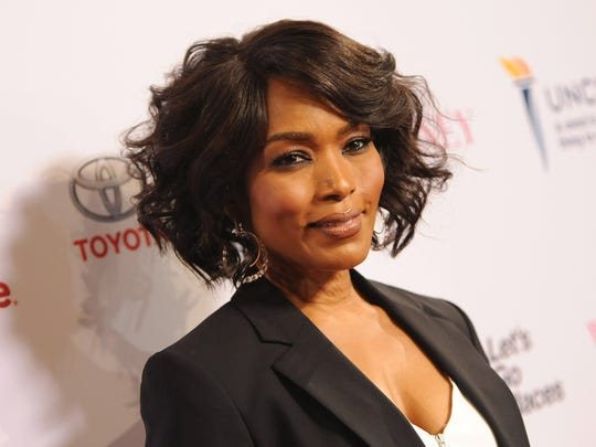 Director Angela Bassett arrives at the premiere of