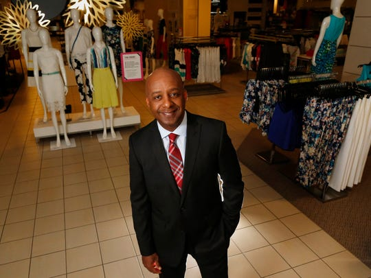 J.C. Penney president and CEO Marvin Ellison at the