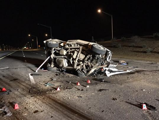 Arizona Fatal Car Accident News