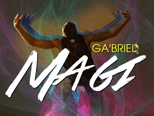 Ga'Briel's new release 'Magi.""