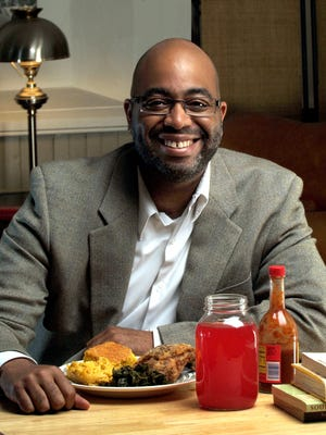 Adrian Miller has written about soul food and African-American cooks, the latter of which, he was surprised to learn, have served every U.S. president.