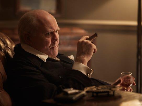 "John Lithgow as Winston Churchill in Netflix's ""The"