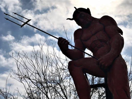 The Demon of Corpus Christi can be found hanging around