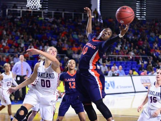 Div I AAA Girls Basketball