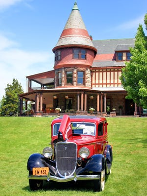 Automobile enthusiasts can see classic, vintage and antique vehicles that will be on display on Sonnenberg Garden's Fall Car & Motorcycle Cruise on October 4.